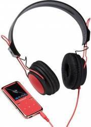 MP4 Player Intenso Video Scooter LCD 1.8 8GB Pink + Headphones