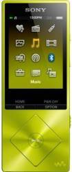 MP4 Player Sony Hi Res NW-A25HNY 16GB Walkman Noise-canceling Galben MP3 Player