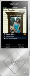 Mp4 Player Sony NWZA15 16GB Silver