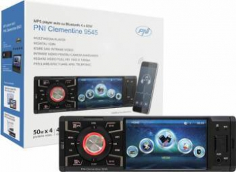 pret preturi MP5 player auto PNI Clementine 9545  4 inch 50Wx4 Bluetooth FM SD USB 2RCA video IN-OUT