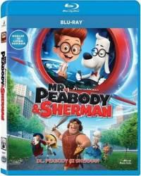 Mr. Peabody and Sherman BluRay 2014