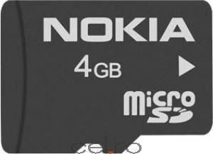 Nokia microSD Card- 4Gb