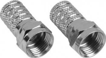 Mufa Hama F-Plug 5.8 mm 2 bucati