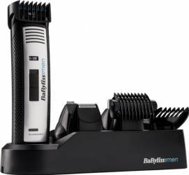 Multi-Trimmer BaByliss 10 in 1 Style Edition Acumulator Negru