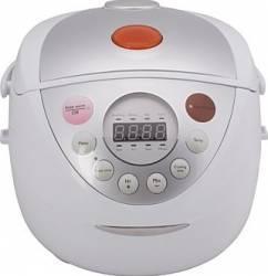 Multicooker Philips HD313970 980W 4L Functia pastrare cald Alb Multicooker