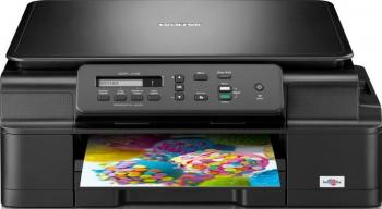 Multifunctionala Color Brother Ink Benefit DCP-J105 Wireless A4 Multifunctionale