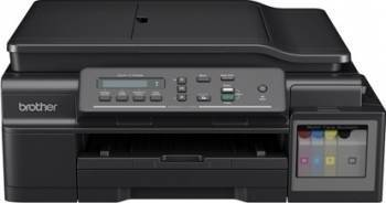 Multifunctionala Color Brother Ink Benefit Plus DCP-T700W Wireless A4 Multifunctionale