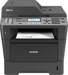 Multifunctionala BROTHER MFC 8520DN Laser Monocrom A4 Duplex Scanner Copiator Imprimante, Multifunctionale Refurbished