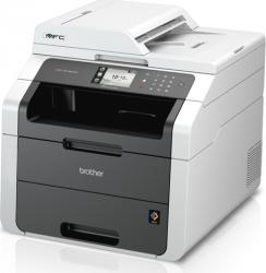 Multifunctionala Laser Color Brother MFC-9140CDN Duplex Retea Fax A4 Refurbished Multifunctionale