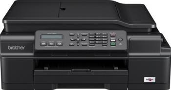 Multifunctionala Color Brother Ink Benefit MFC-J200 Wireless ADF Fax A4 Multifunctionale