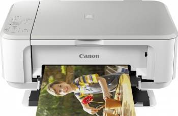 Multifunctionala Inkjet Color Canon Pixma MG3650 Duplex Wireless A4 Alba Multifunctionale