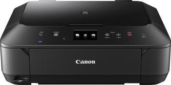Multifunctionala Canon PIXMA Inkjet MG6650 Duplex Wi-fi Black