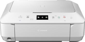 Multifunctionala Canon PIXMA MG6650 White