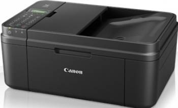 Multifunctionala Color Canon Pixma Inkjet MX495 Wi-fi ADF Fax Black Multifunctionale