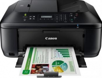 Multifunctionala Color Canon PIXMA Inkjet MX535 Duplex Wireless Fax