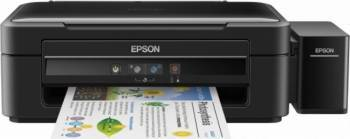 Multifunctionala Inkjet Color Epson L382 CISS Consumabile incluse A4 Multifunctionale
