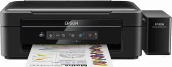 Multifunctionala Color Epson L386 CISS Consumabile incluse Wireless A4 Multifunctionale