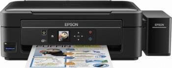 Multifunctionala Color Epson L486 CISS Consumabile incluse Wireless A4 Multifunctionale