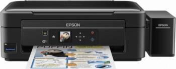 Multifunctionala Color Epson L486 CISS Consumabile incluse Wireless A4 Multifunctionale
