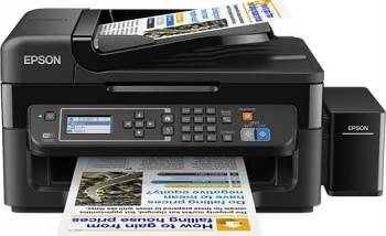Multifunctionala Color Epson L565 Consumabile incluse Wireless Retea ADF A4 Multifunctionale