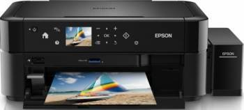 Multifunctionala Color Epson InkJet CISS L850 Consumabile incluse A4 Resigilat multifunctionale