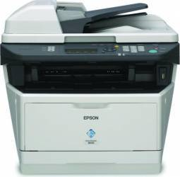 Multifunctionala EPSON MX 20 Laser Monocrom 28 ppm Duplex A4 Imprimante, Multifunctionale Refurbished