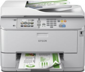 Multifunctionala Color Epson WorkForce Pro Inkjet WF-5620DWF Duplex Wireless Fax Multifunctionale
