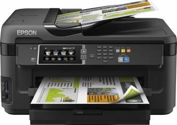 Multifunctionala Color Epson WorkForce Inkjet WF-7610DWF Duplex Wireless Fax