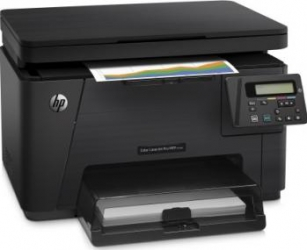 Multifunctionala Laser Color HP LaserJet Pro MFP M176n Retea Multifunctionale