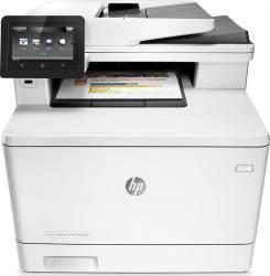 Multifunctionala Laser Color HP LaserJet Pro MFP M477fdn Duplex Retea Fax Multifunctionale