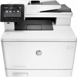 Multifunctionala HP Color LaserJet Pro MFP M477fdw Wireless