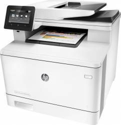 Multifunctionala Laser Color HP LaserJet Pro MFP M477fnw Wireless ADF A4 Multifunctionale
