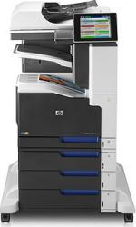 Multifunctionala Laser Color HP LaserJet Enterprise 700 MFP M775z Duplex Fax ADF A3 Multifunctionale