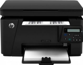 Multifunctionala HP LaserJet Pro MFP M125nw Wireless