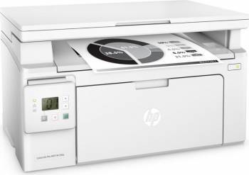 Multifunctionala Laser Monocrom HP LaserJet Pro MFP M130A A4 Resigilat Multifunctionale