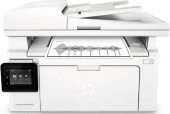 Multifunctionala Laser Monocrom HP LaserJet Pro MFP M130FW Wireless Fax ADF A4 Multifunctionale