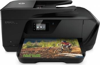 Multifunctionala Color HP OfficeJet 7510 Wide Format All-in-One Wi-fi Retea ADF A3 Multifunctionale