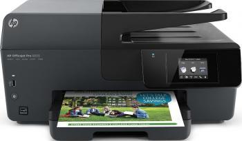 Multifunctionala HP Officejet Pro 6830 e-All-in-One Duplex Wi-fi ADF Retea
