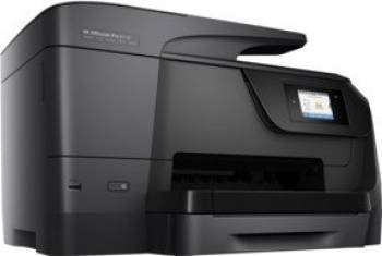 Multifunctionala Inkjet Color HP OfficeJet Pro 8710 All-in-One Duplex Wireless Fax A4 Multifunctionale