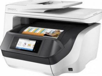 Multifunctionala Color HP OfficeJet Pro 8730 e-All-in-One Duplex Wireless Fax A4 Multifunctionale