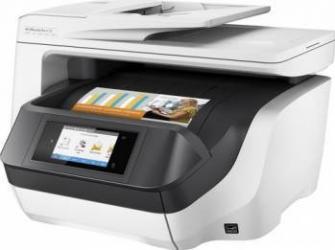 Multifunctionala Color HP OfficeJet Pro 8730 e-All-in-One Duplex Wireless Fax Multifunctionale