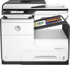 Multifunctionala Color HP PageWide Pro 477dw Duplex Wireless Fax A4 Multifunctionale