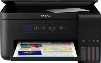 Multifunctionala Inkjet Color Epson L4150 Wireless A4 Multifunctionale
