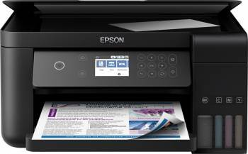 Multifunctionala InkJet Color Epson L6160 Duplex Retea Wireless A4 Multifunctionale