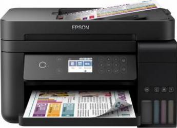 Multifunctionala InkJet Color Epson L6170 Duplex Retea Wireless A4 Multifunctionale