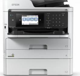 Multifunctionala Inkjet Color Epson WorkForce Pro WF-C5710DWF Fax Duplex Wireless Multifunctionale
