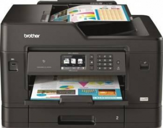 Multifunctionala Inkjet Brother MFC-3930DW Wireless Duplex ADF Fax A3/A4 Multifunctionale