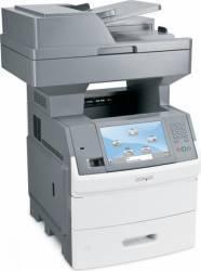 Multifunctionala Laser Color Lexmark X654DE Retea Duplex Fax A4 Refurbished Imprimante, Multifunctionale Refurbished
