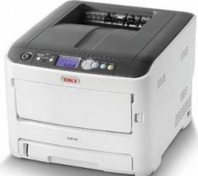 Imprimanta Laser Color OKI C612dn Retea A4 Imprimante Laser