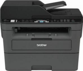 pret preturi Multifunctionala Laser Monocrom Brother MFC-L2712DW Retea Duplex Wireless Fax A4